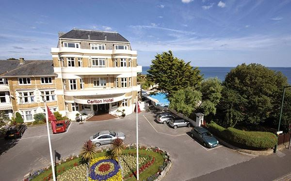 One Night Break for Two at Hallmark Hotel Bournemouth Carlton