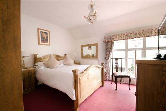 One Night Break with Breakfast for Two at the White Hart Inn in Gloucestershire