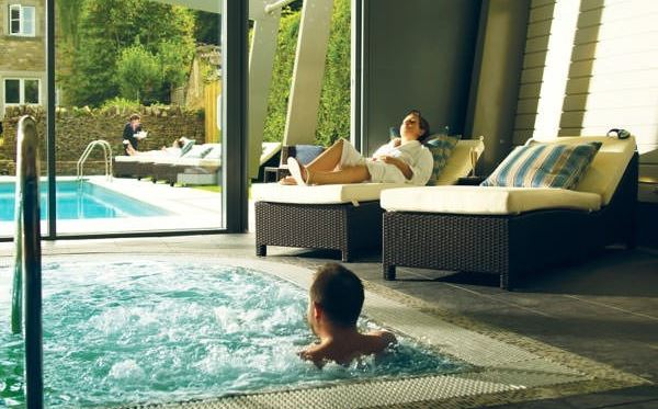 One Night Luxury Break at Homewood Park Hotel and Spa