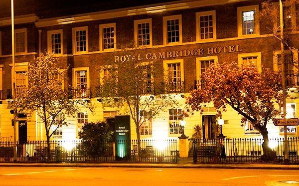 Two Night Break at The Royal Cambridge Hotel Driving Experience 1