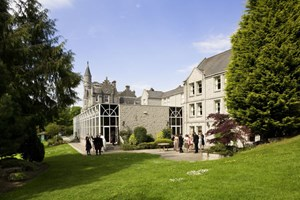 Two Nights for the Price of One Indulgent Break at Ardoe House Hotel Driving Experience 1