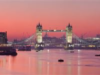 Thames Evening Cruise with Bubbly and Canapes for Two - Special Offer Experience Day
