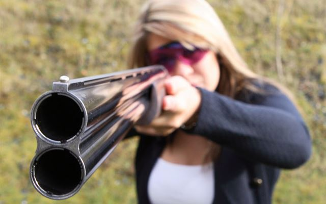Clay Pigeon Shooting for Two with 100 Clays spadays main 1