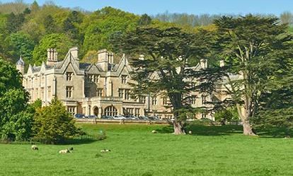 Country House Retreat for Two at Dumbleton Hall Hotel Worcestershire spadays main 1