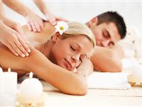 2 for 1 Deluxe Spa Day with Treatment at a Marriott Hotel
