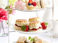 Afternoon Tea for Two at The Mercure Albrighton Hall Hotel