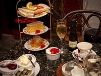 Afternoon Tea with Bubbly For Two at Katies Tearoom