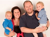 Family Photoshoot with a 50 off voucher - UK Wide Special Offer Experience Day