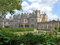 One Night Break with Afternoon Tea for Two at Stoke Rochford Hall Experience Day