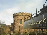 One Night Break with Dinner at Hallmark Hotel Carlisle