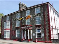 One Night Romantic Break at the Royal Sportsman Hotel