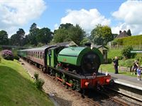 Spa Valley Railway Ticket for Two Adults  Kids Go Free Experience Day