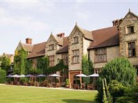 Two Night Break with Dinner for Two at Billesley Manor Hotel