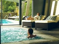 Two Night Spa Break with Dinner at Homewood Park Hotel  Spa