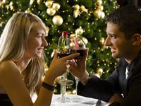 Up at The O2 and Three Course Meal for Two at Cabana - Weekdays