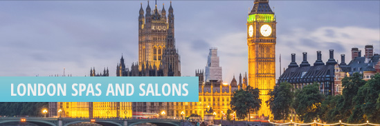 london spas and salons